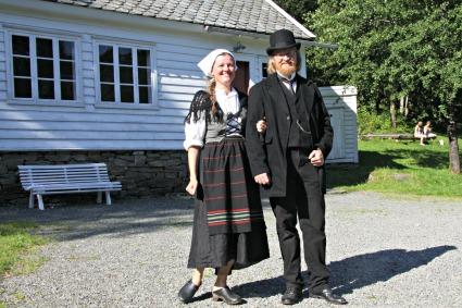 Skolemester Espen og hustru
