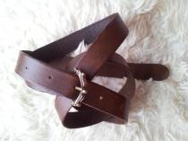 Belte med spenne i Ringerikestil / Belt with buckle in Ringerike style