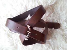 Belte med spenne i Ringerikestil / Belt with buckle in Ringerike style