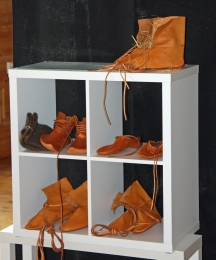 Sko og støvler / Shoes and boots