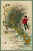 Godt Nyttaar! 1913 / New years greetings
