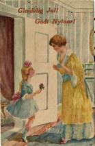 En gledelig overraskelse fra datter til mor i 1921 / Mother and daughter 19 21