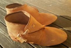 Ferdige ankelstøvler i yorkmodell