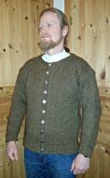 Mønsteret gir god elastikk og passform / The pattern pattern provides good elasticity