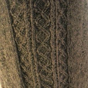 Man må tett innpå for å se mønsteret i detalj / A close up on details
