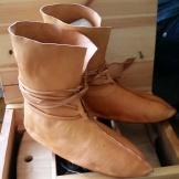 Reimstøvler / Laced boots