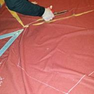 Espen klipper hoser / Cutting the hoses
