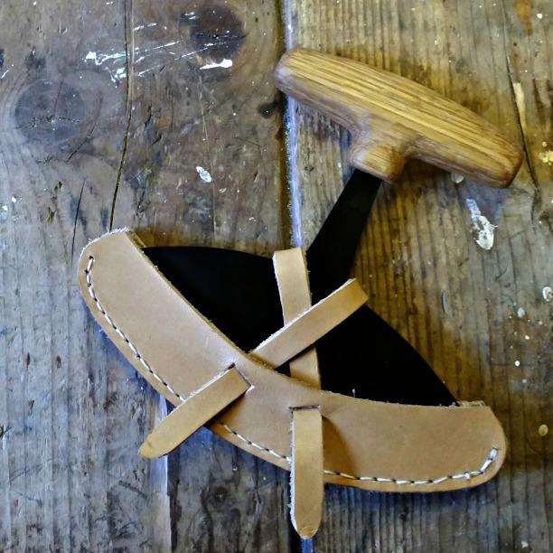 Neste slire ble litt enklere / The next sheat was made a bit simpler