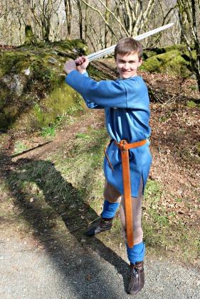 Sverdlek / Sword play