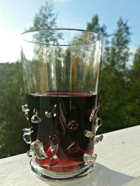 Dette er alt etablert som favorittglasset / The new favourite glass