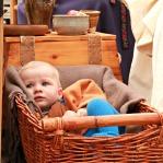 Lille Lars ble mye fotografert denne helgen, lurer på hvorfor? / Little Lars was photographed a lot this weekend