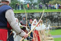 Klart for pilregn / Artillery archery