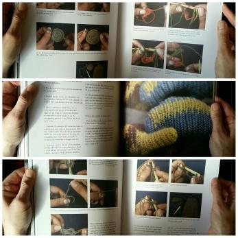 Fine oppslag med fine mønstre og fremgangsmåter / Nice pictures, and instructions