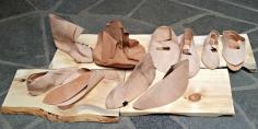 En presentasjon av arbeidet til deltagerne / A presentation of the participant's shoes