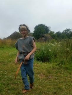 Livet i jernalderen er ikke så verst / The good life in the Iron Age