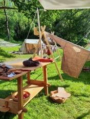 Klestørk / Drying clothes