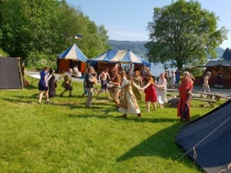 Musikk og dans ved danske Virelai / Medieval music by the Danish band Virelai