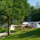 Vår leir / Our camp