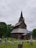 Roadtrip tilbake fra Sogndal - Kaupanger stavkirke / ... and stopped at Kaupanger stave church on the way back