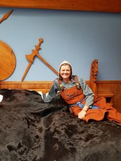"""Vikinghotellet"" er morsomt, rustikt og kitsch / The old ""Viking"" hotel is fun and kitsch"