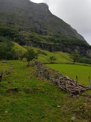 Jordene på Bakka / The fields of Bakka