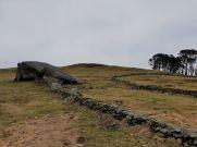 Geil og jorder / The fences leading the livestock out in the partures